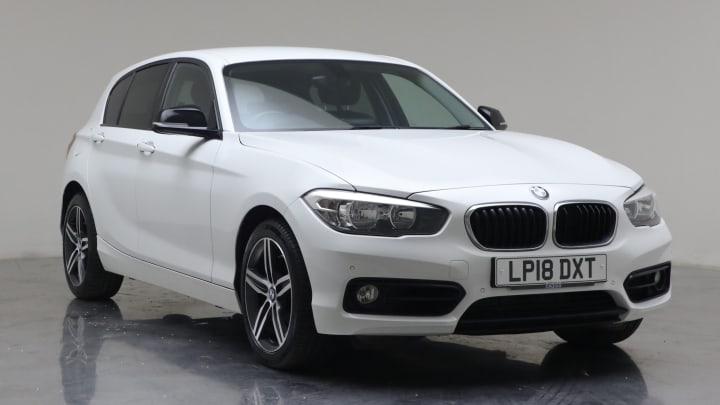 2018 Used BMW 1 Series 2L Sport 118d