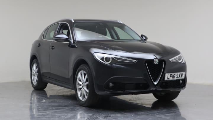 2018 Used Alfa Romeo Stelvio 2.1L Speciale TD