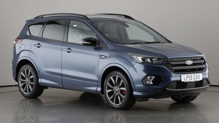 2019 used Ford Kuga 2L ST-Line Edition EcoBlue TDCi