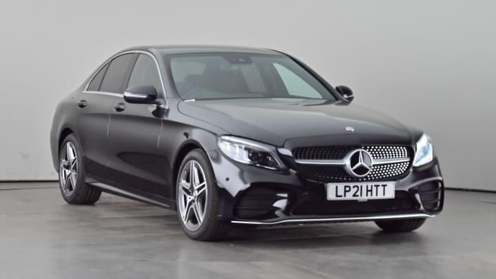 2021 Subscription Mercedes-Benz C Class 2L AMG Line Edition C220d