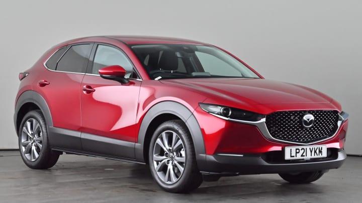 2021 subscription Mazda CX-30 2L Sport Lux e-SKYACTIV G MHEV