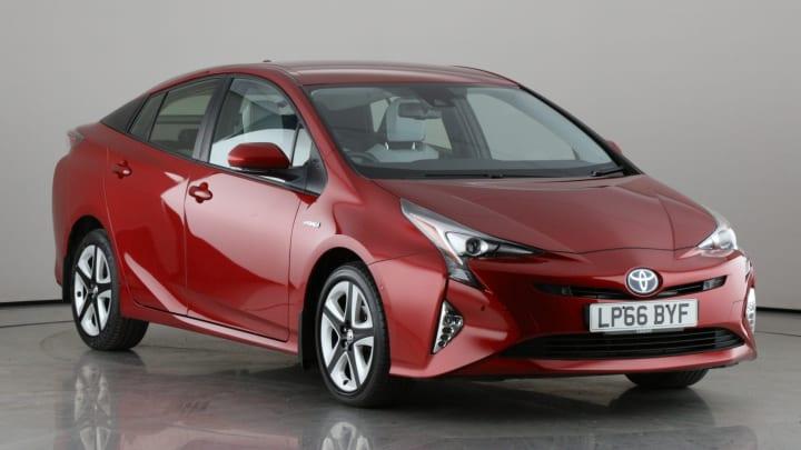 2017 Used Toyota Prius 1.8L Excel VVT-h