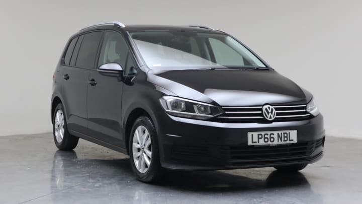 2017 Used Volkswagen Touran 2L SE Family BlueMotion Tech TDI