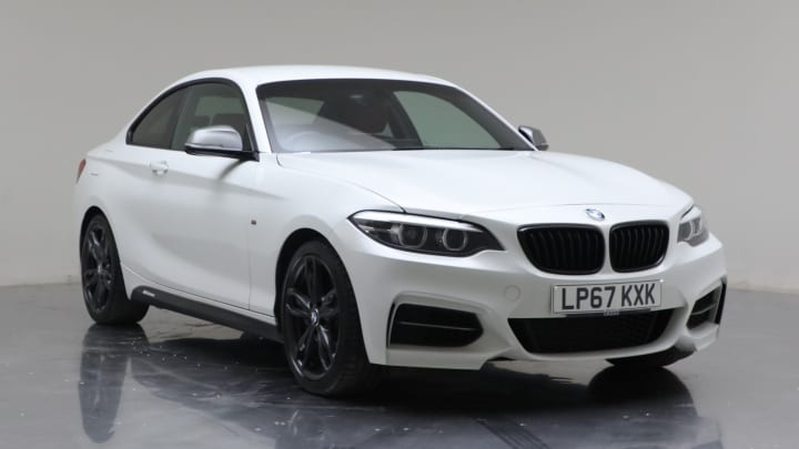 2018 Used BMW 2 Series 3L M240i