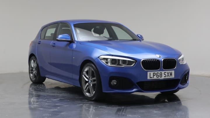 2018 Used BMW 1 Series 2L M Sport 120d