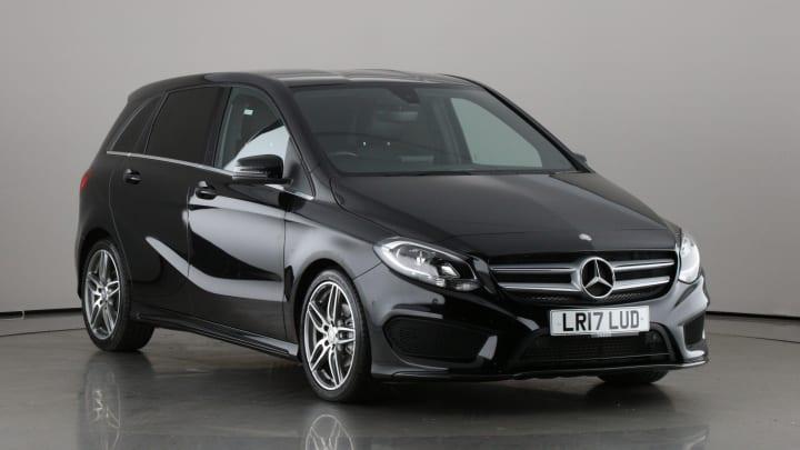 2017 Used Mercedes-Benz B Class 1.5L AMG Line B180d