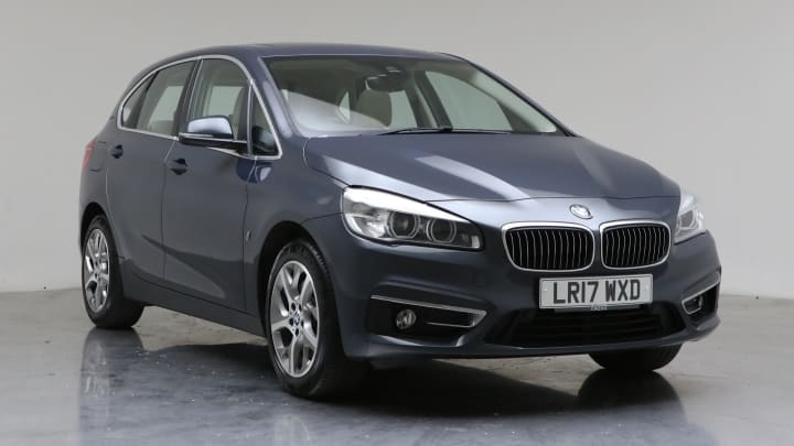 2017 Used BMW 2 Series Active Tourer 1.5L Luxury 225xe