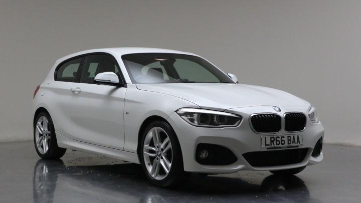 2016 Used BMW 1 Series 1.5L M Sport 118i