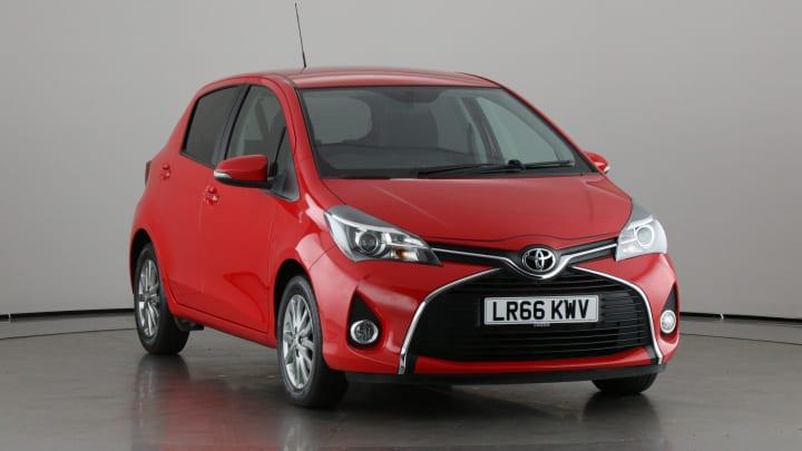 2016 Used Toyota Yaris 1L Icon VVT-i