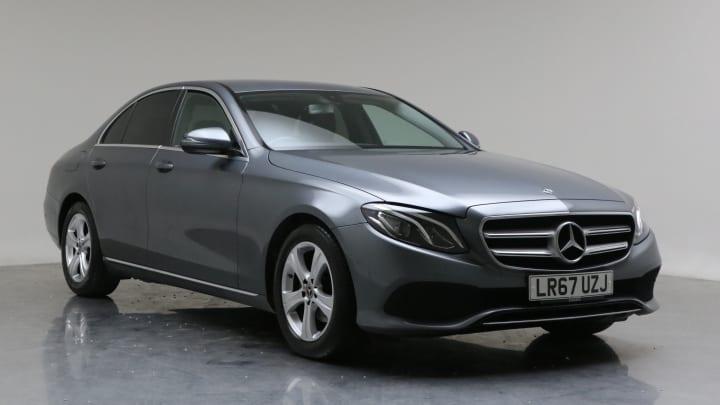 2017 Used Mercedes-Benz E Class 2L SE E220d