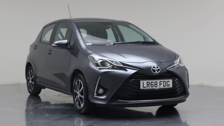 2018 Used Toyota Yaris 1.5L Icon Tech VVT-i