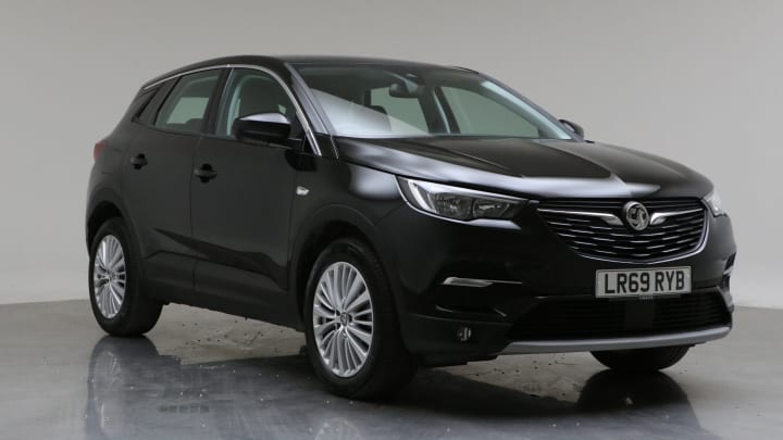2019 Used Vauxhall Grandland X 1.2L Tech Line Nav Turbo