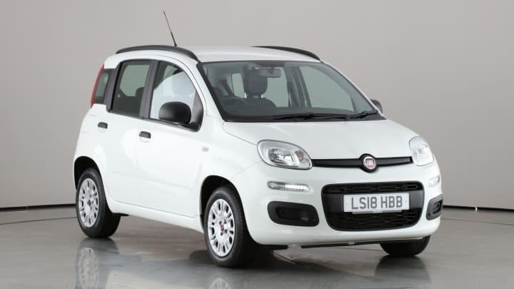 2018 Used Fiat Panda 1.2L Easy