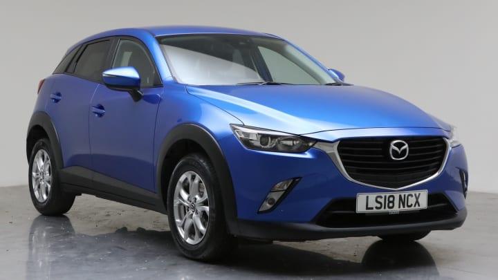 2018 Used Mazda CX-3 2L SE-L Nav SKYACTIV-G