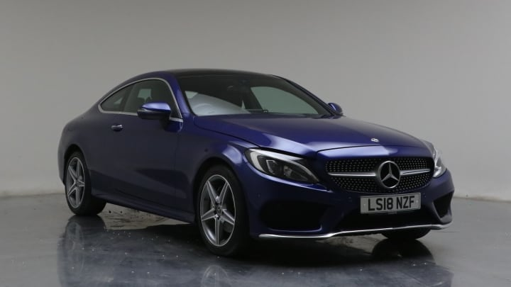 2018 Used Mercedes-Benz C Class 2L AMG Line C200