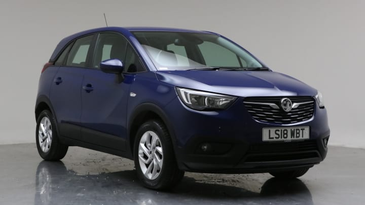 2018 Used Vauxhall Crossland X 1.2L SE Turbo