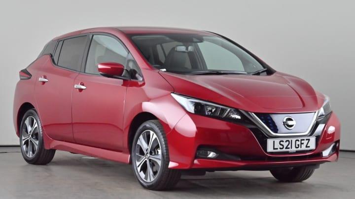 2021 subscription Nissan Leaf e+ N-Connecta