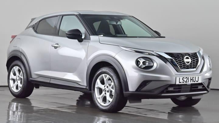 2021 Subscription Nissan Juke 1L N-Connecta DIG-T
