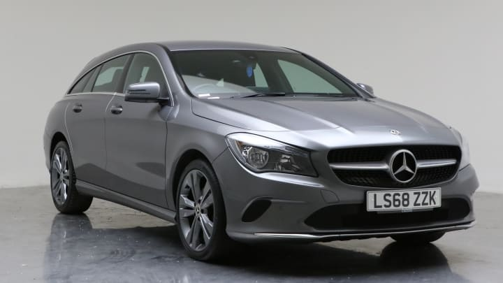 2018 Used Mercedes-Benz CLA Class 2.1L Sport CLA200d