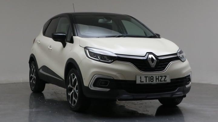 2018 Used Renault Captur 1.2L Signature S Nav TCe