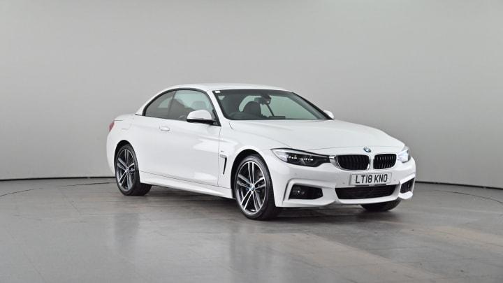 2018 used BMW 4 Series 3L M Sport 435d