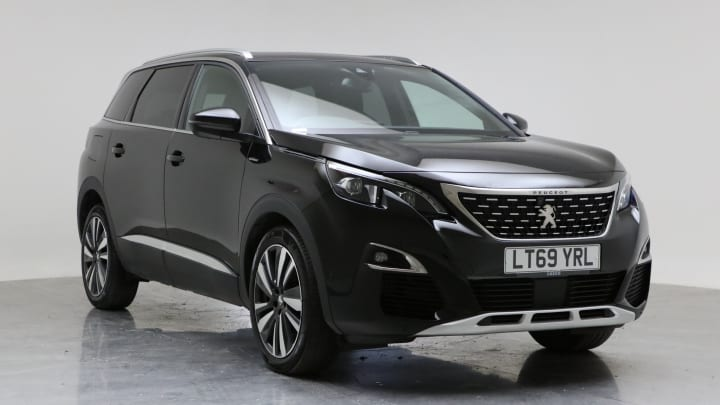 2019 Used Peugeot 5008 1.6L GT Line Premium PureTech