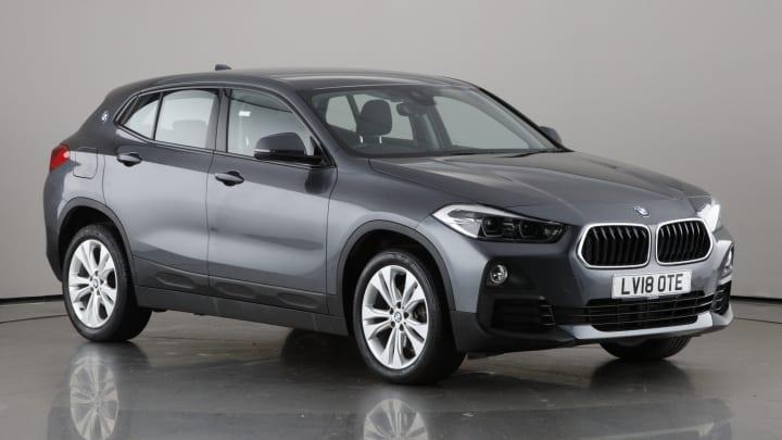 2018 used BMW X2 2L Sport 18d