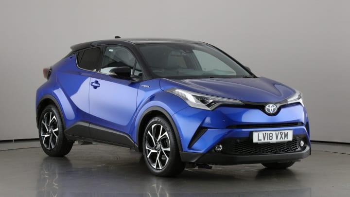 2018 Used Toyota C-HR 1.8L Dynamic VVT-h