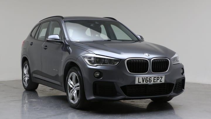 2016 Used BMW X1 2L M Sport 25d