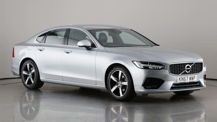 2017 used Volvo S90 2L R-Design D4