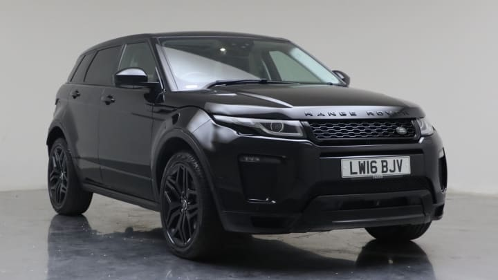 2016 Used Land Rover Range Rover Evoque 2L HSE Dynamic Lux Si4
