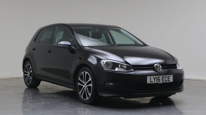2016 Used Volkswagen Golf 2L Match Edition BlueMotion Tech TDI