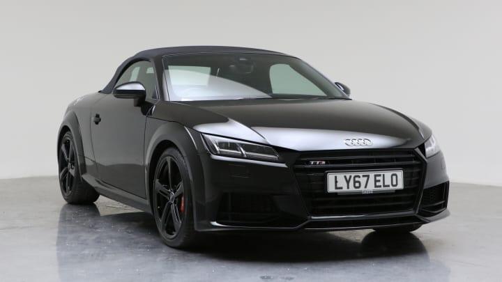 2017 used Audi TTS 2L Black Edition TFSI