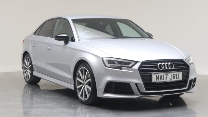 2017 Used Audi A3 2L Black Edition TDI