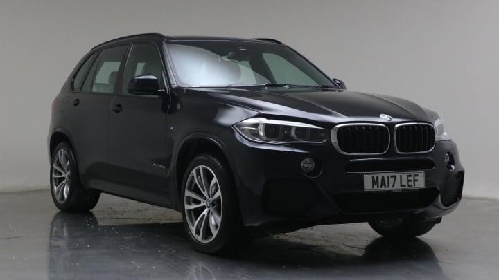 2017 Used BMW X5 3L M Sport 30d