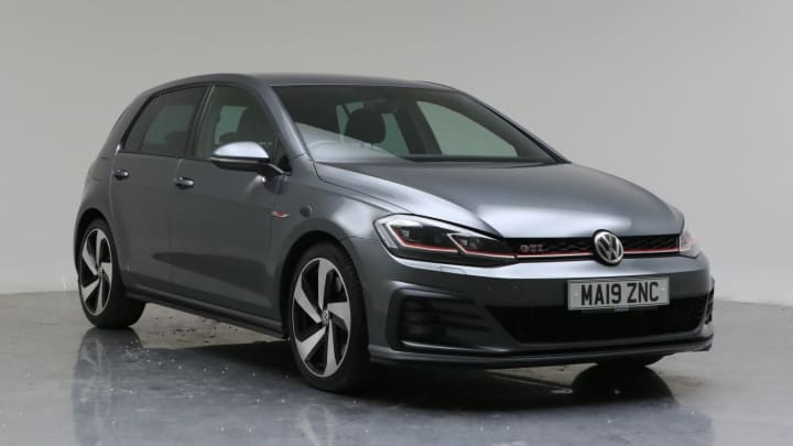 2019 Used Volkswagen Golf 2L GTI Performance TSI