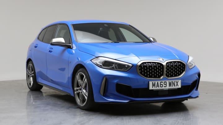 2019 Used BMW 1 Series 2L M135i