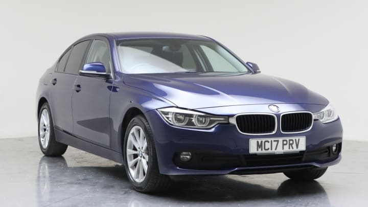 2017 Used BMW 3 Series 2L SE BluePerformance 320d