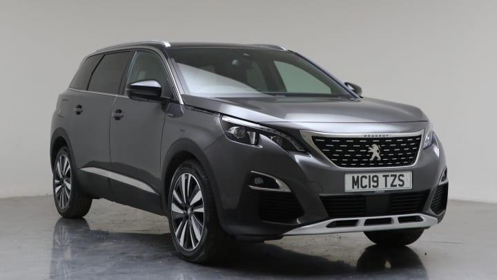 2019 Used Peugeot 5008 1.5L GT Line Premium BlueHDi
