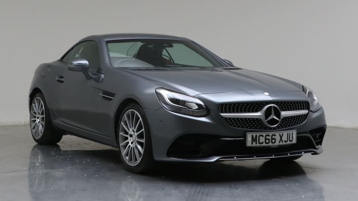 2016 Used Mercedes-Benz SLC 2L AMG Line SLC300