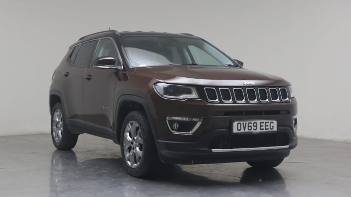 2019 used Jeep Compass 1.4L Limited MultiAirII T