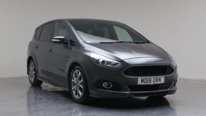 2018 Used Ford S-Max 2L ST-Line TDCi