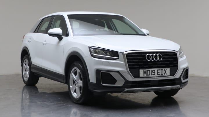 2019 Used Audi Q2 1.5L Sport CoD TFSI