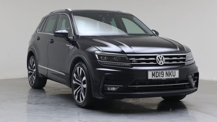 2019 Used Volkswagen Tiguan 2L R-Line TDI