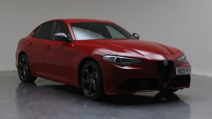 2019 Used Alfa Romeo Giulia 2L Veloce Ti T