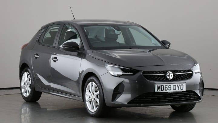 2020 Used Vauxhall Corsa 1.2L SE Nav Premium