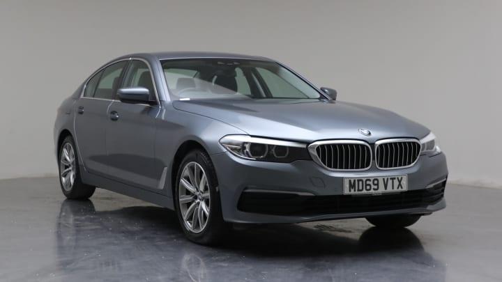 2020 used BMW 5 Series 2L SE 530e