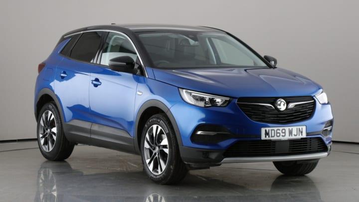 2020 Used Vauxhall Grandland X 1.2L SRi Nav Turbo