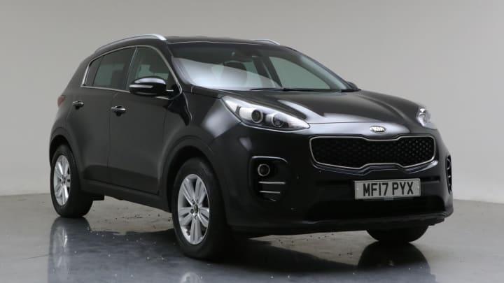 2017 Used Kia Sportage 1.7L 2 CRDi