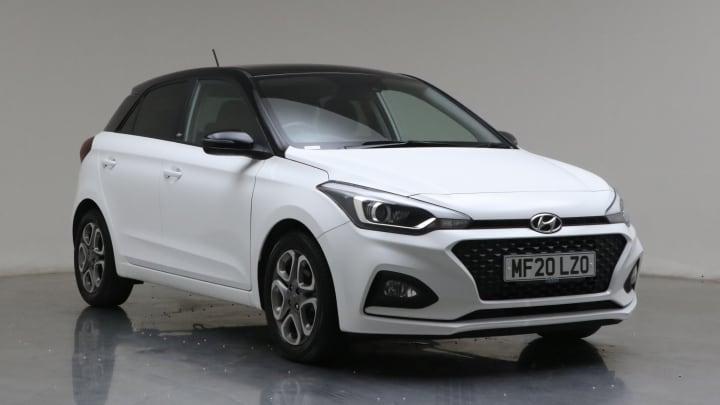 2020 Used Hyundai i20 1.2L Play